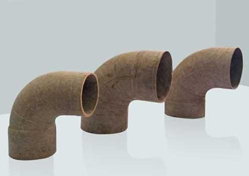 铸造用纸质浇道管-弯管/弯头