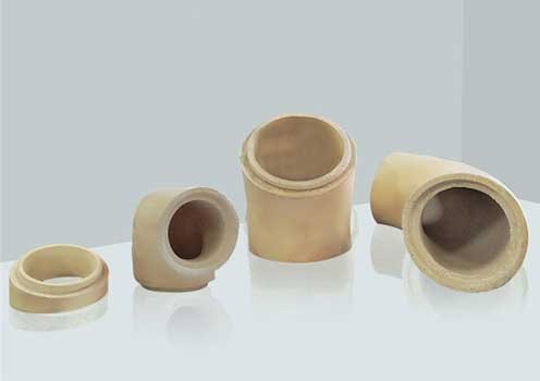 浇道-加厚陶瓷浇道管-弯管