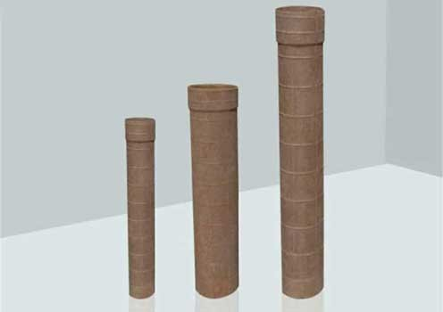 铸造用纸质浇道管-直管